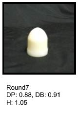 Round7, round silicone print pad from AccuPad Inc.