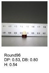 Round96, round silicone print pad from AccuPad Inc.