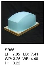 SR 66, Square or rectagular silicone print pad