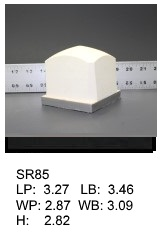 SR 85, Square or rectagular silicone print pad