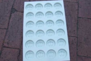 Silicone Mold 24 items simultaneously for production