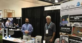 Impression Mats at the NIBA show in 9/2017