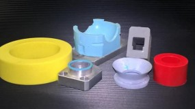 Industrial Silicone Molding Products
