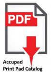 Download the Accupad Print Pad Catalog