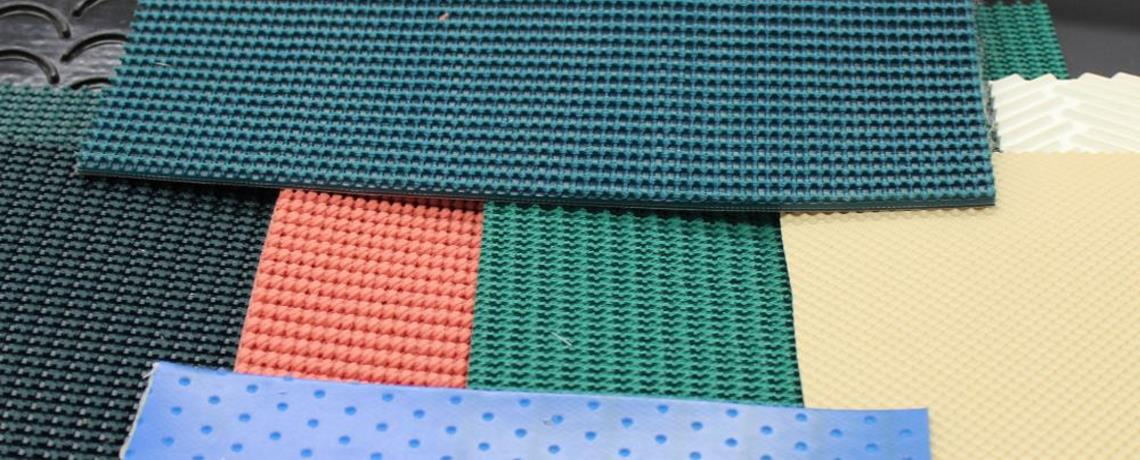 Impression Mats for the Belting Industry